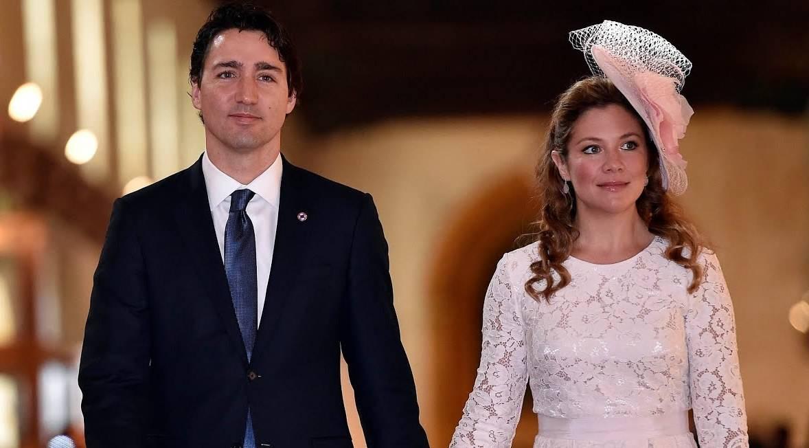 Justin Trudeau Wife
