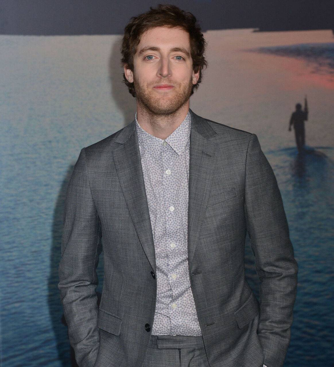 Thomas Middleditch, famous for