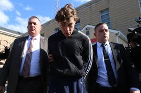 "Murder of Tyler Flach ""data-caption ="" Tyler Flach, who stabbed a 16-year-old boy, Khaseen Morris, to death. ""Data-source ="" @ nypost.com"