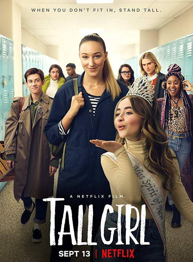 "Ava Michelle TV shows ""data-caption ="" Ava Michelle starring the Netflix series, Tall Girl, released on September 13, 2019. ""data-source ="" @ imdb.com"