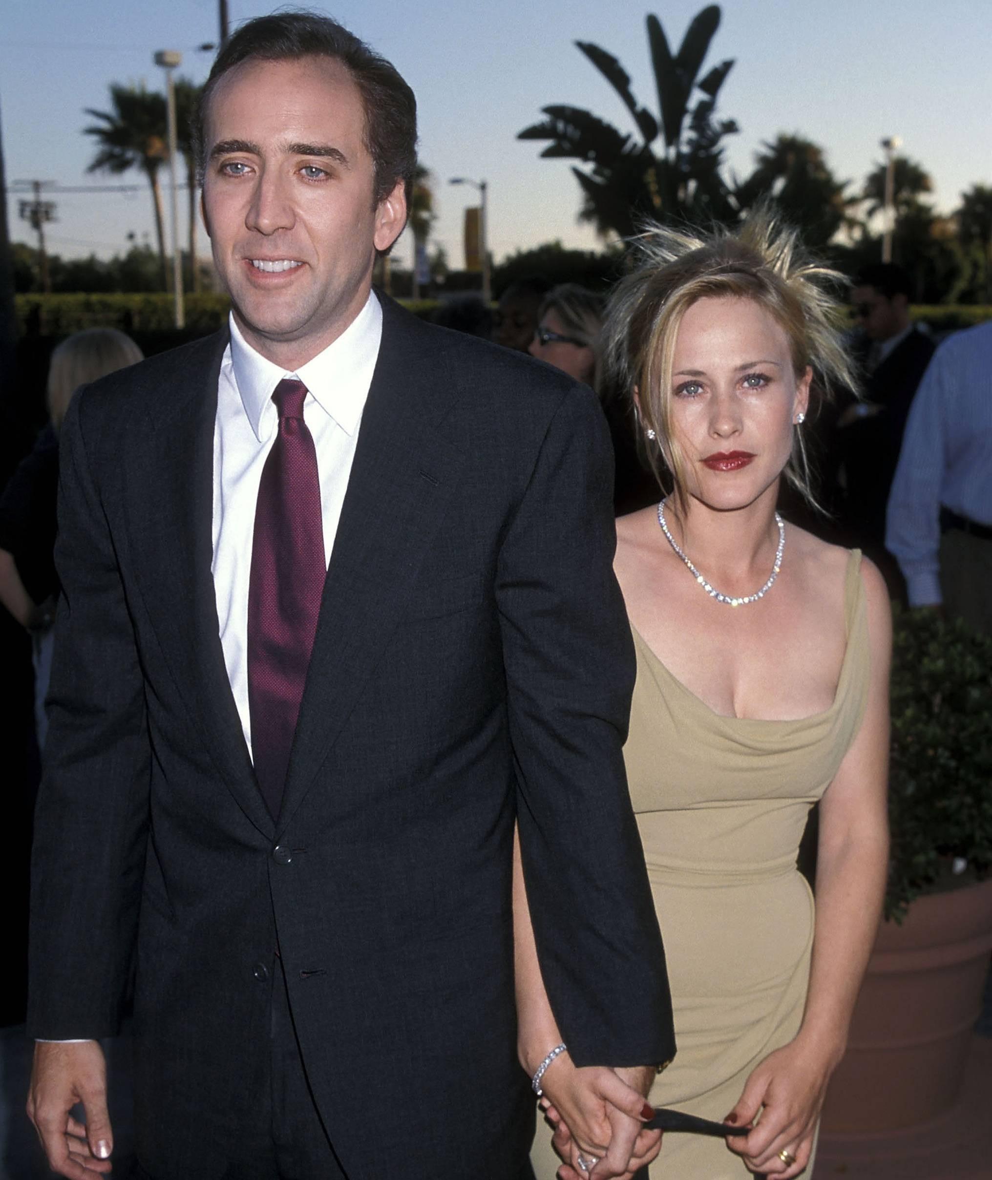 Patricia Arquette Husband