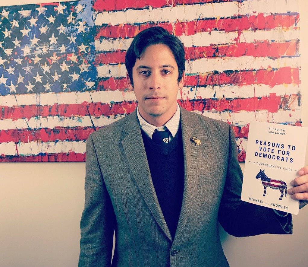 Michael Knowles book