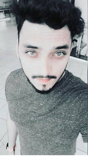 Abid Zaidi, the brother of Amber Zaidi