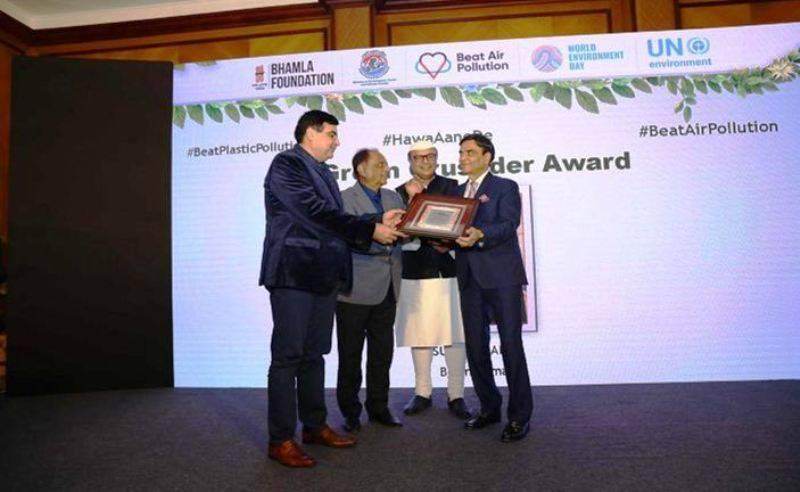 Suresh Nanda Award