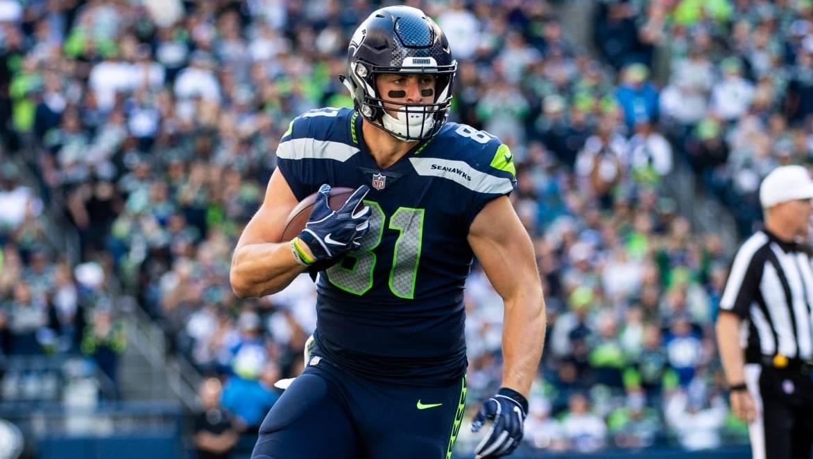 Nick Vannett NFL