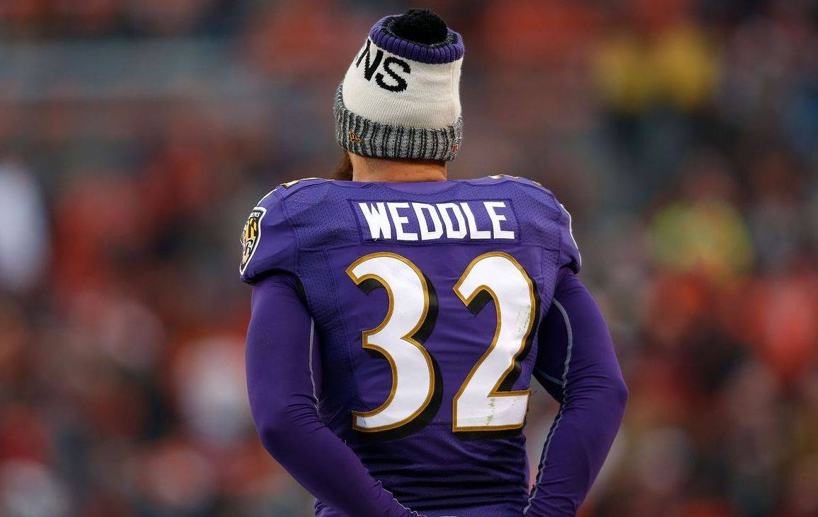 Eric Weddle Biography - 1569736500 Eric Weddle Biography