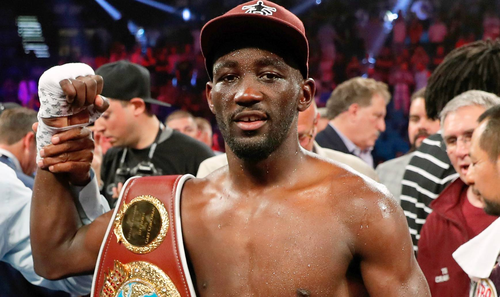 Terence Crawford Biography - 1569866387 Terence Crawford Biography