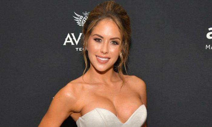 Brittney Palmer Height, Bio, Wiki, Age, Husband, Net Worth, Facts - Brittney Palmer Height Bio Wiki Age Husband Net Worth Facts