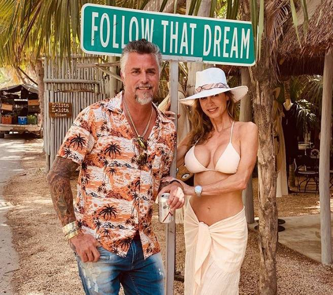 "Richard Rawlings Fiance ""data-caption ="" Richard Rawlings and Katerina Deason. ""Data-source ="" Instagram @ rrrawlings"