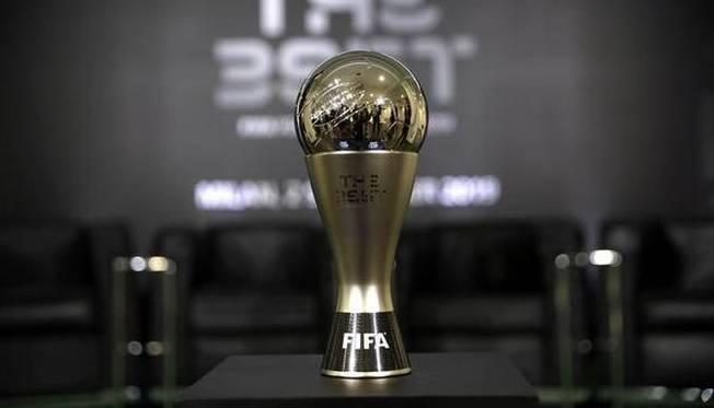 The Best FIFA Football Awards Finalists - The Best FIFA Football Awards Finalists