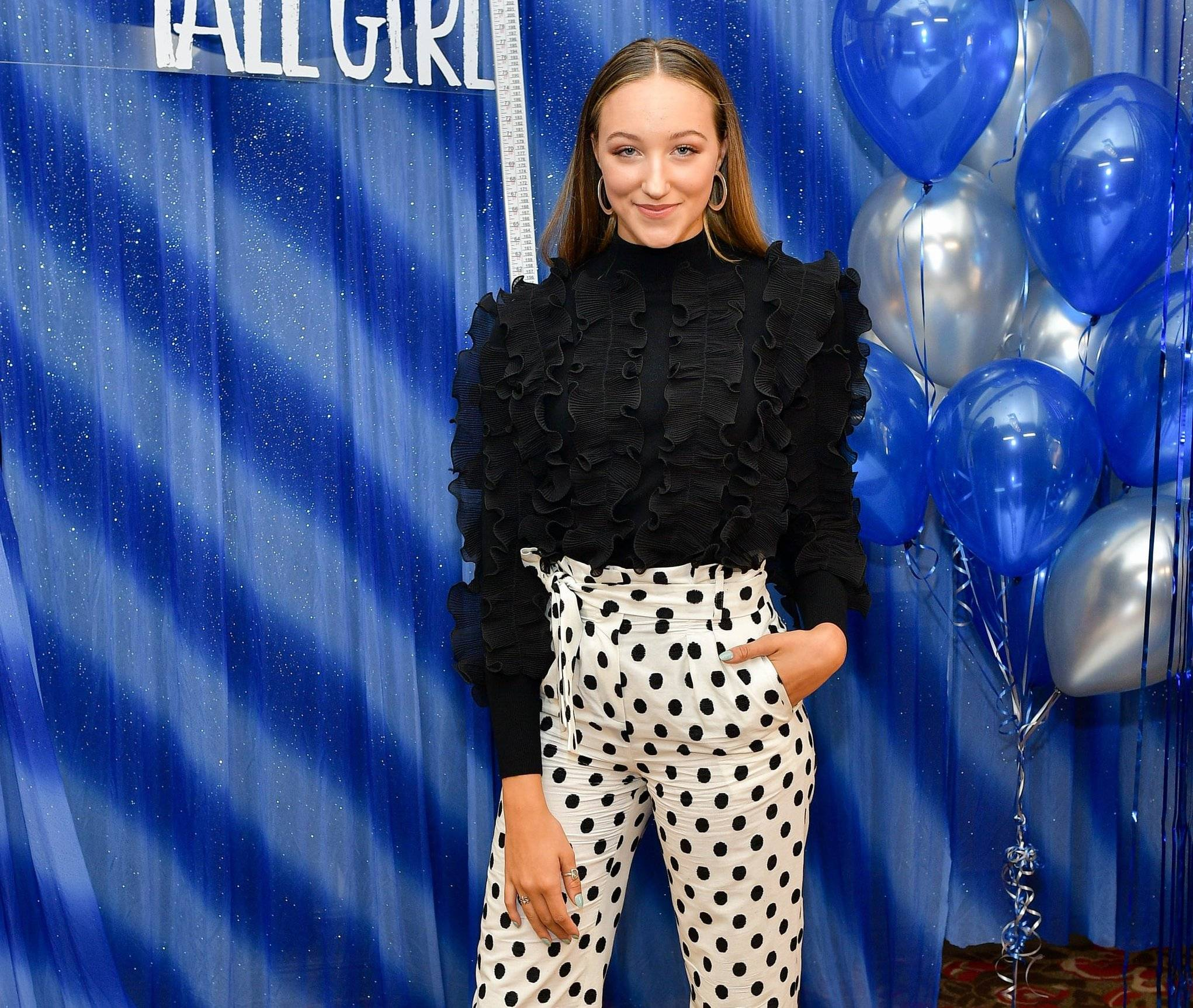 Who is Ava Michelle? Get to know 'Tall Girl' Star Ava Michelle Cota - Who is Ava Michelle Get to know 039Tall Girl039 Star
