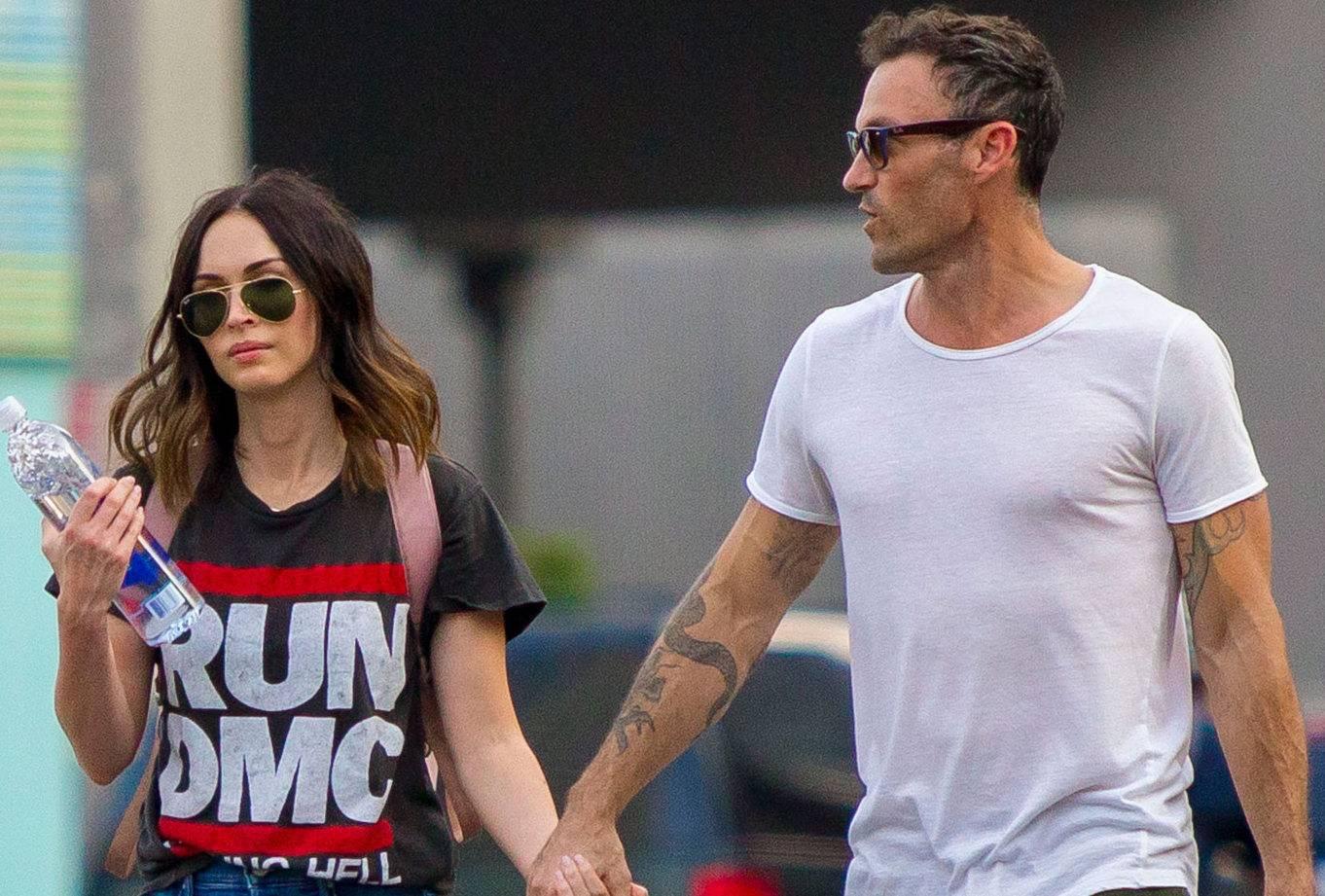 Who is Brian Austin Green? Megan Fox's Husband - Who is Brian Austin Green Megan Fox039s Husband
