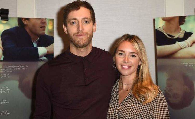 Who is Mollie Gates, Thomas Middleditch's Wife? - Who is Mollie Gates Thomas Middleditch039s Wife