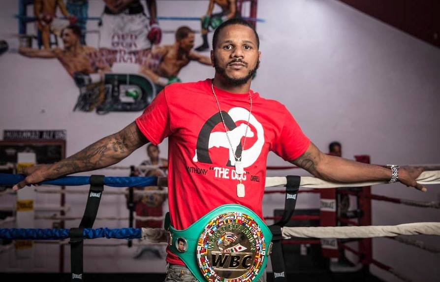 Anthony Dirrell Record