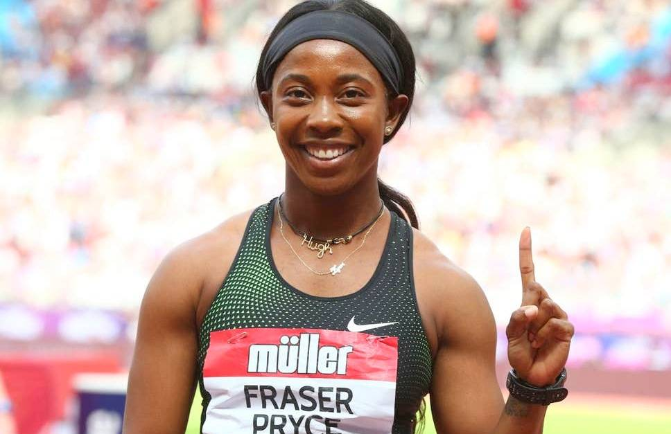Shelly-Ann Fraser-Pryce Record