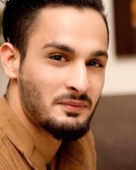 Umer Riaz, brother of Asim Riaz