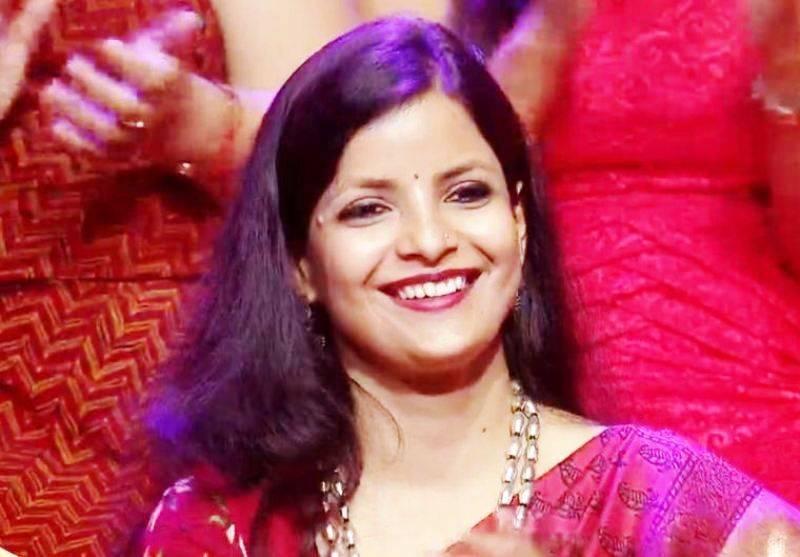 The wife of Asheesh Singh