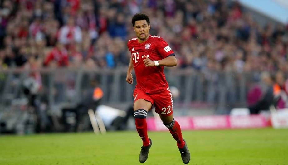 Serge Gnabry Biography - 1570126315 Serge Gnabry Biography