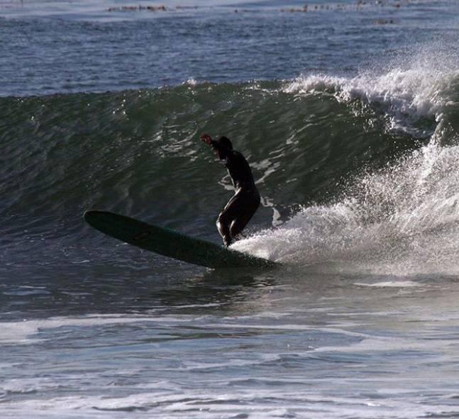 "Tushar Atre's hobbies ""data-caption ="" Tushar Atre was an avid surfer. ""Data-source ="" Instagarm @ atrenet"