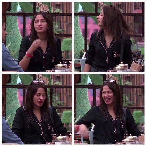 Mahira Sharma in Bigg Boss 13
