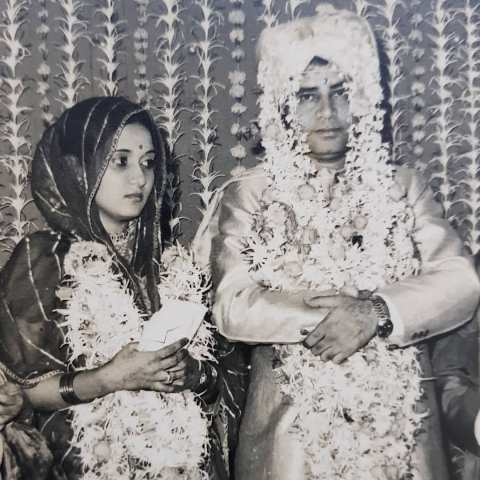 The parents of Arti Singh