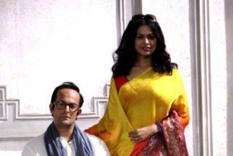 Rashmi Jha in the movie - Indu Sarkar
