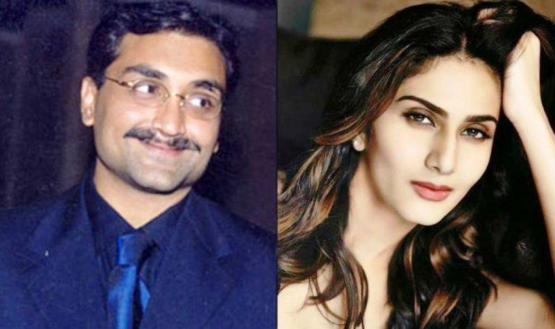 Vaani Kapoor and Aditya Chopra