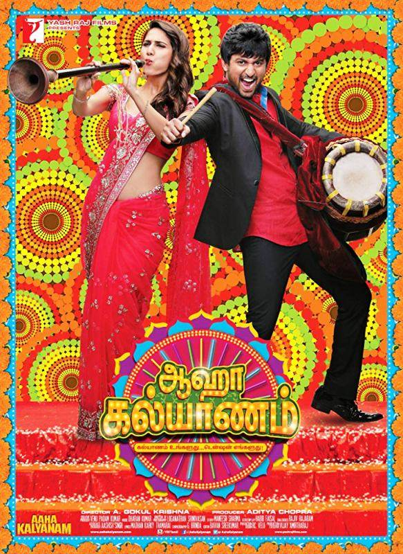 Vaani Kapoor in the movie - Aaha Kalyanam