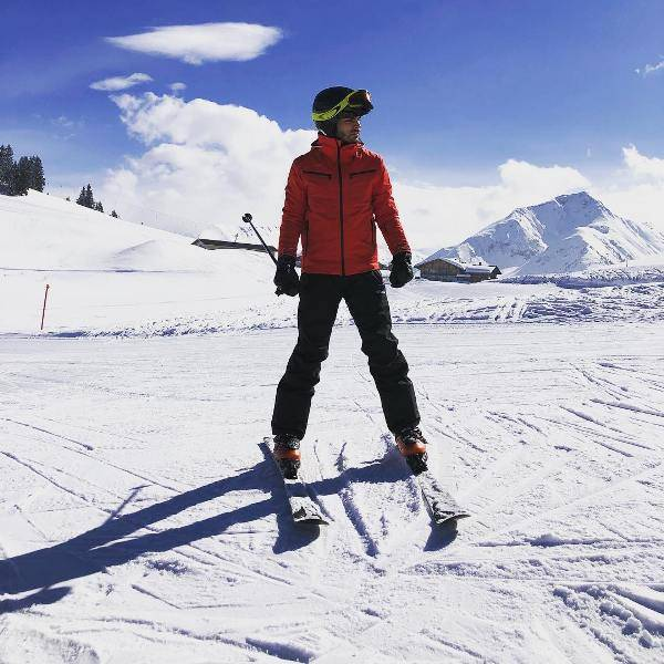 Veer Phariya Ski