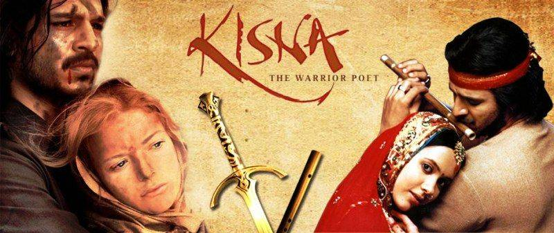 Isha Sharvani in Kisna - The Warrior Poet