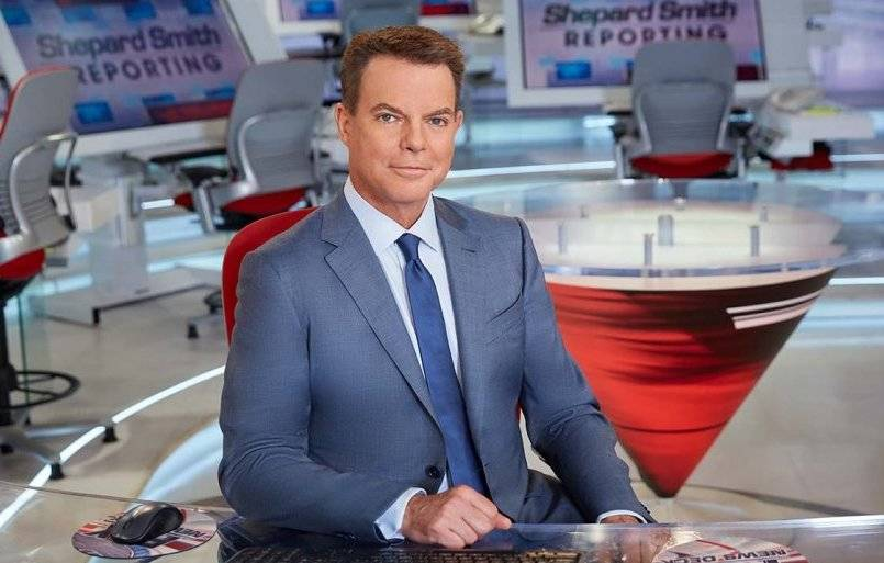 Shepard Smith JOURNALIST