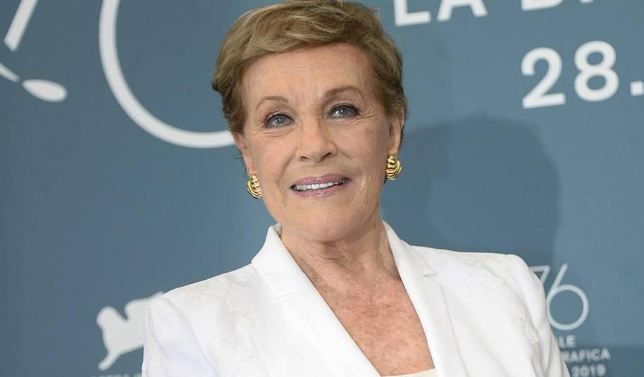 Julie Andrews Carrera