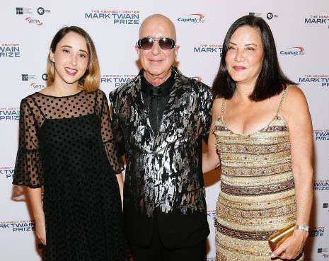 Paul Shaffer family