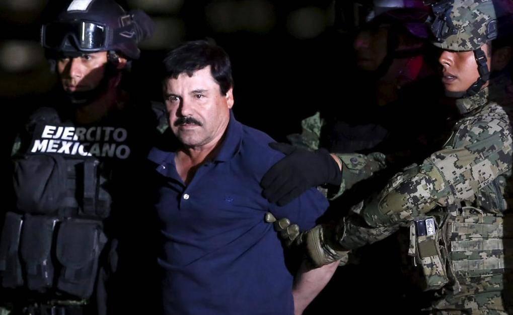 El Chapo Carrera