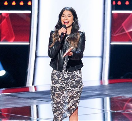 "Destiny Rayne ""data-caption ="" I'm really speechless right now, this is unreal. Words do not do justice to how I feel right now, I am so incredibly blessed and grateful for all the love and support I received. I have received from all of you !!!! AHHHH !!! Let's do it !!! @johnlegend #teamlegend @nbcthevoice #thevoice ""data-source ="" https://www.instagram.com/p/B3YTvGVnwTz/"
