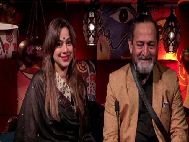 The parents of Saiee Manjrekar