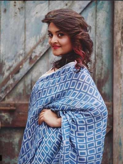 Saiee Manjrekar's sister, Ashwami Manjrekar