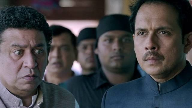 Tushar Dalvi in ​​Madaari