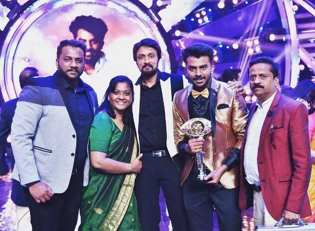 Chandan Shetty wins the Bigg Boss Kannada 5