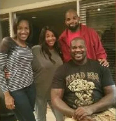 "Sister Ayesha Harrison-Jex of Shaquille O ' Neal, dies at 40 ""data-caption ="" Sister Ayesha Harrison-Jex of Shaquille O ' Neal, dies at 40 ""data-source ="" cnn, com"