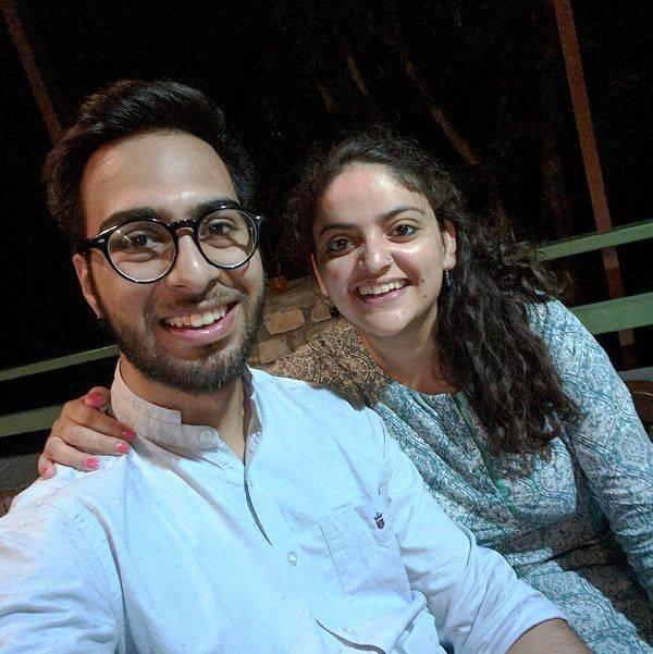 Tanya Maniktala's brother and sister