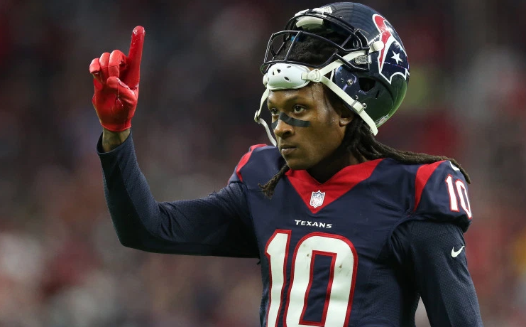 DeAndre Hopkins Biography - DeAndre Hopkins Biography