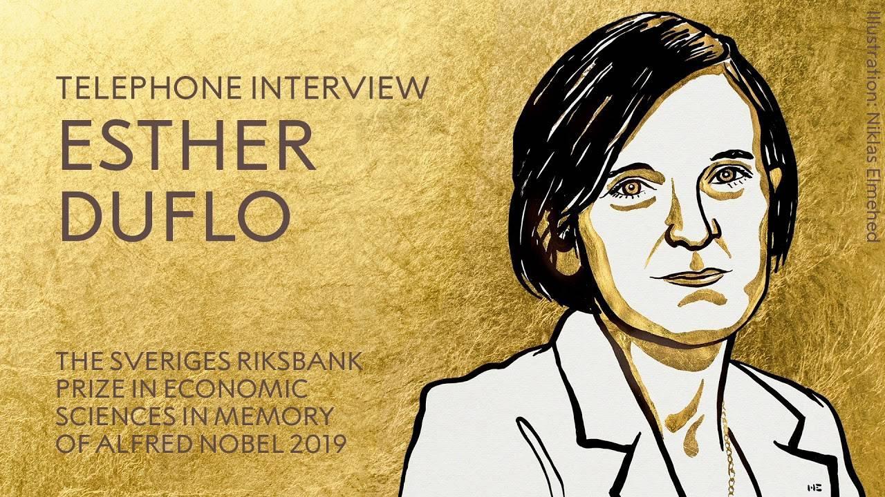 Esther Duflo Biography - Esther Duflo Biography