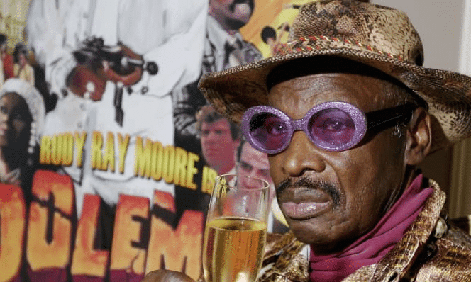 Rudy Ray Moore Biography - Rudy Ray Moore Biography