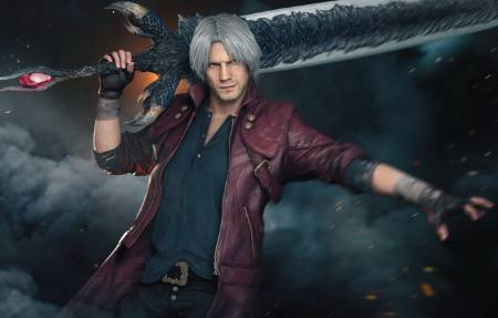 Reuben Langdon Devils May Cry