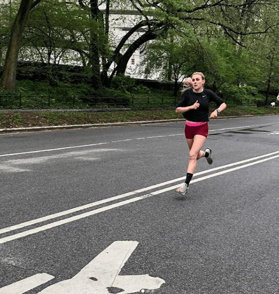 Mary Cain Runner