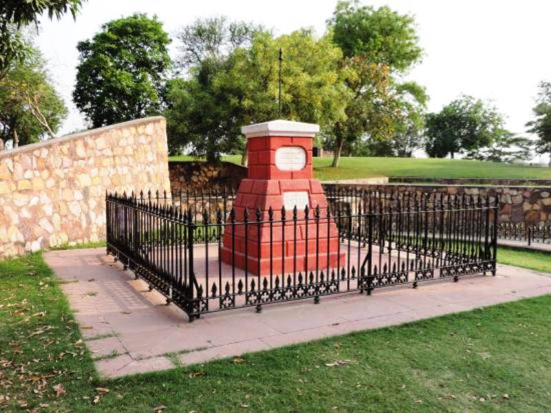Memorial of the Third Battle of Panipat