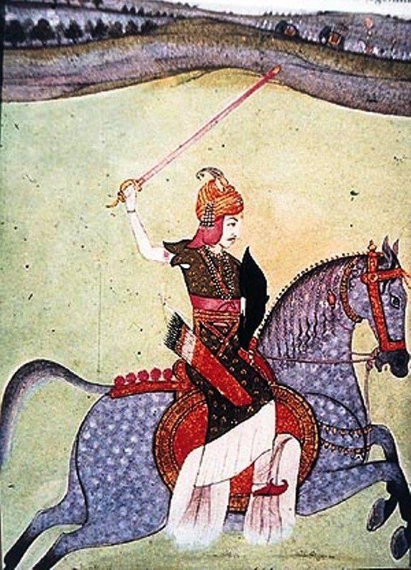 Peshwa Baji Rao