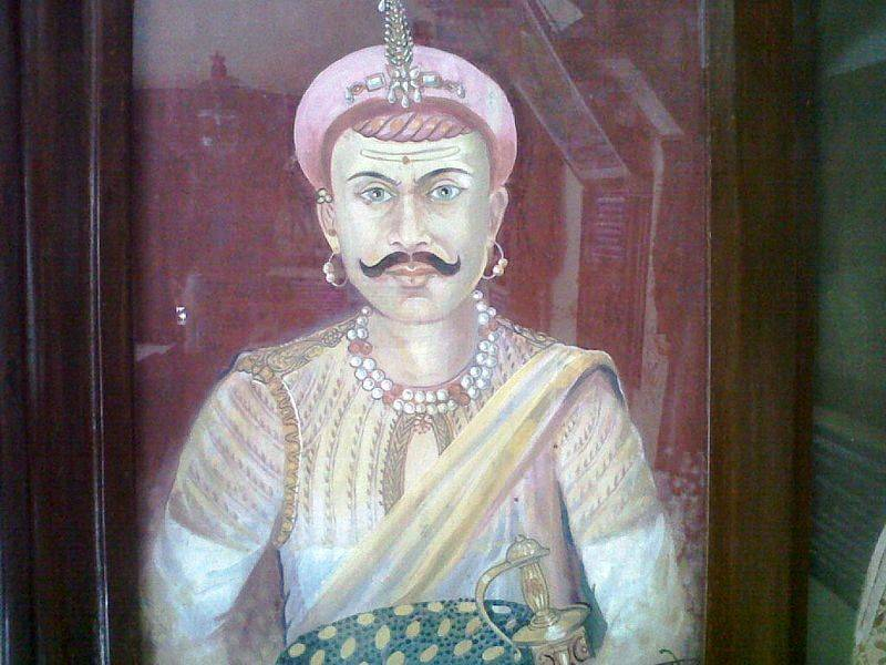 The father of Pandit Chimaji Saheb, father of Sadashivrao Bhau