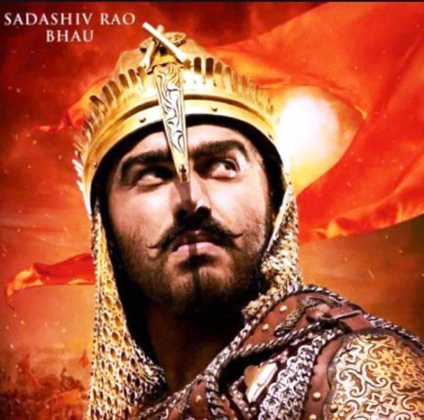 Arjun Kapoor as Sadashivrao Bhau